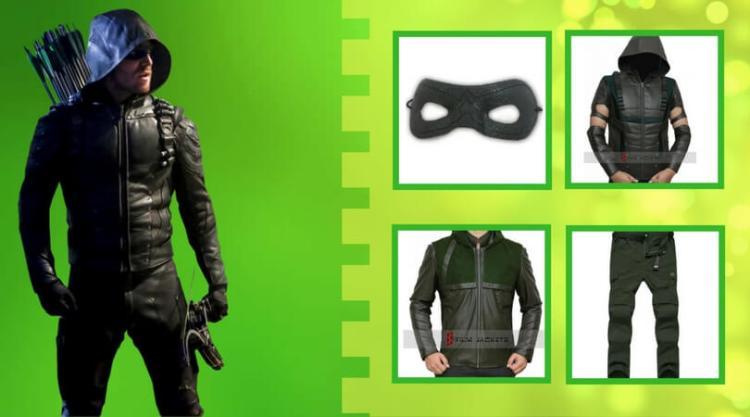 Arrow DIY Costume