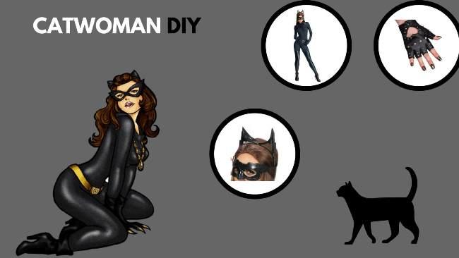 Catwoman DIY