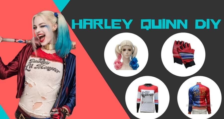 HARlEY QUINN DIY