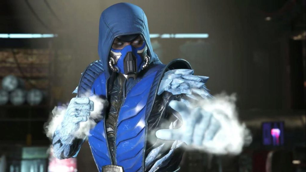 Sub Zero Costume The Ultimate Diy Of The Grand Master
