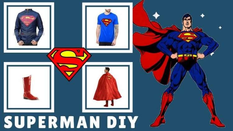 Superman DIY