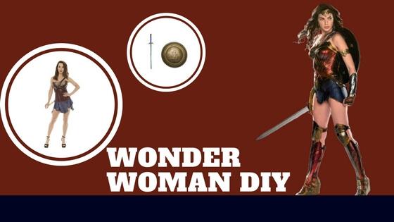 Wonder Woman DIY Ideas