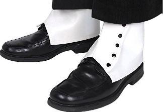 Black Tuxedo Spats