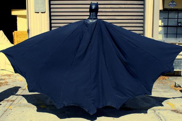 Cape Of Batman