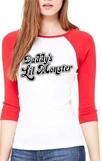 Daddy's little monster shirt