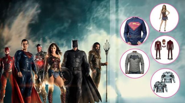 Justice League Guide DIY