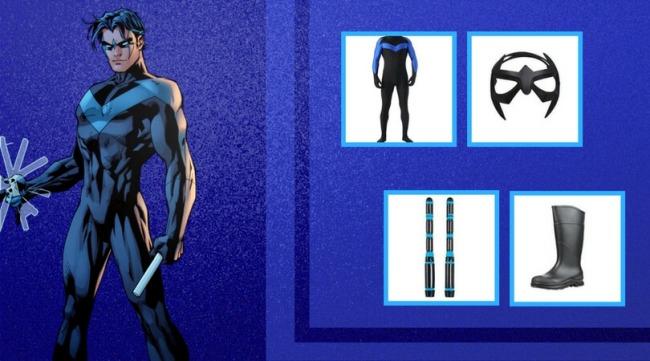Nightwing DIY Guide