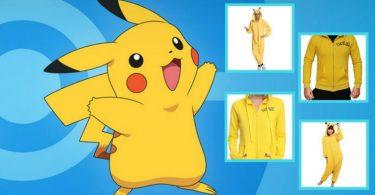 Pikachu Costume 375x195