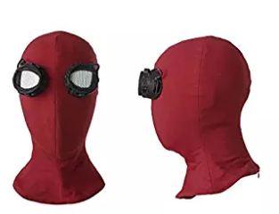 Spiderman Homecoming Alternate Mask