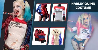 The Harley Quinn Costume 375x195