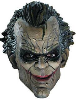The Joker Arkham Mask
