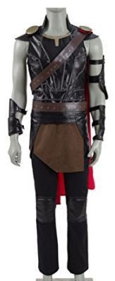 Thor costume cosplay diy incl hammer cape and boots thor ragnarok costume complete package solutioingenieria Gallery
