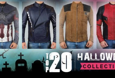 Top Halloween Superhero Costume Jackets Collection