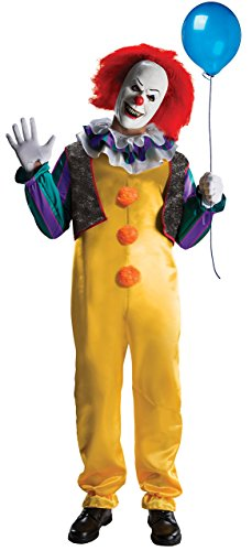 1990 Pennywise Clown Costume