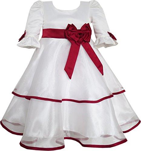 Dress For Kids Amazon White Annabelle Costume