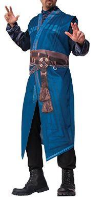 Doctor Strange Blue Costume