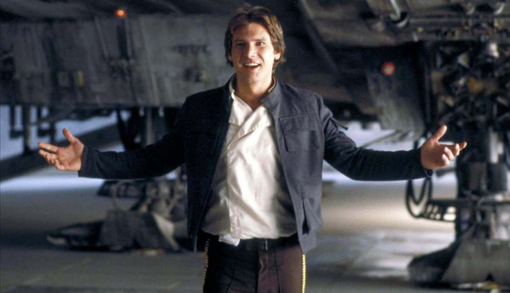 Star Wars Han Solo Costume New Hope Jacket Shirt Pants Film Set Quality from USA