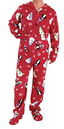 3bb3294246 Penguin Pajamas - Chill Out Wearing The Adorable PJ s