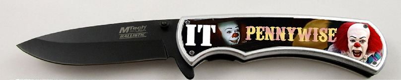 Pennywise Clown Knife
