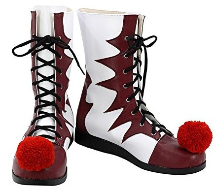 Pennywise Clown Shoes