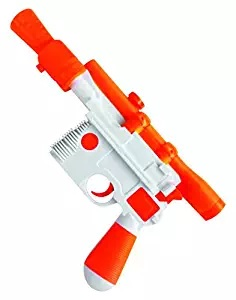 blaster gun costume han solo force awaken star wars