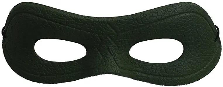 eye mask patch green arrow