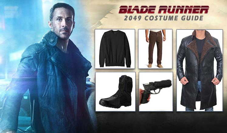 Blade Runner Costume