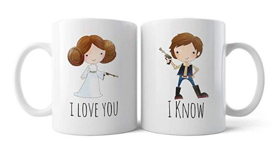 I love you i know mug
