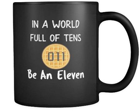 In a World of Eleven Mug