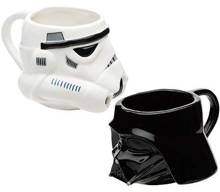 Star Wars Storm Trooper and Darth Vader