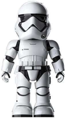 Storm Trooper Robot Companion App