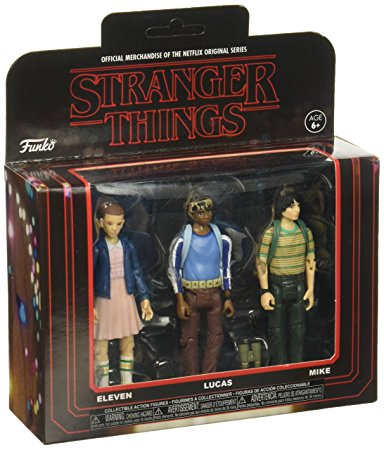 Stranger Things Collectible Toys