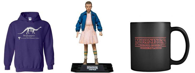 Stranger Things Gift Merchandise 810x306