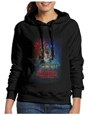 stranger things womens hoodie