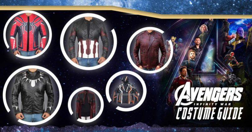 Avengers Infinity War Costume