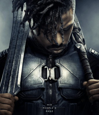 Killmonger Costume