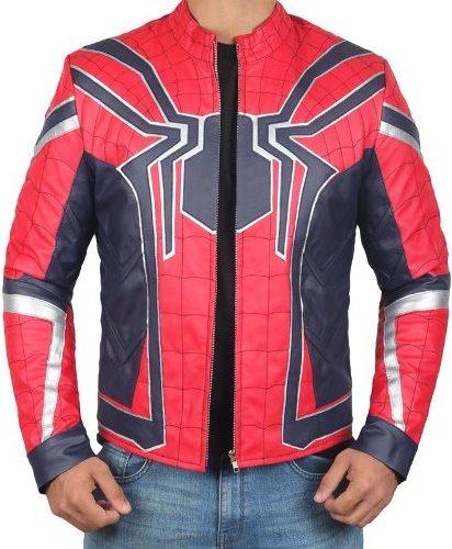 Spider Man Infinity War Jacket