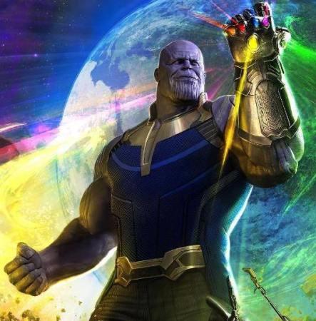 Thanos infinity war Costume