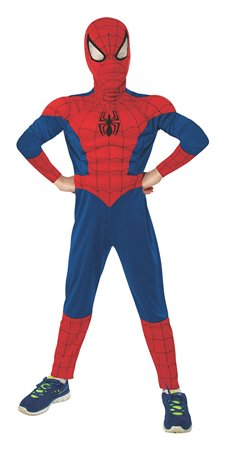The Spider Man Costume For Kids