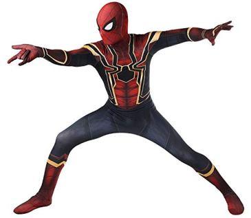 spiderman costume set