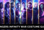 Avengers Infinity War Costumes