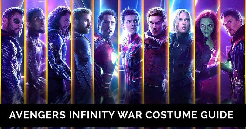 Avengers Infinity War Thor Child Costume
