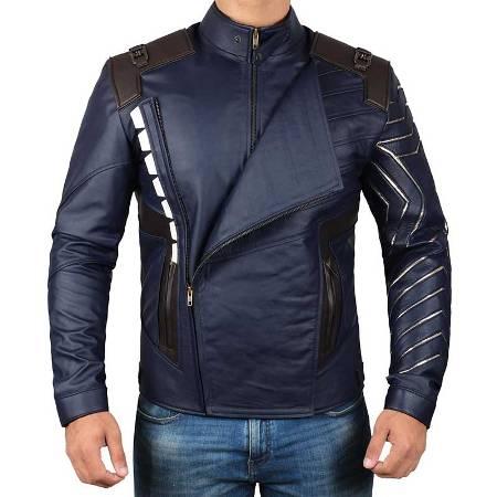 Bucky Winter Soldier Jacket