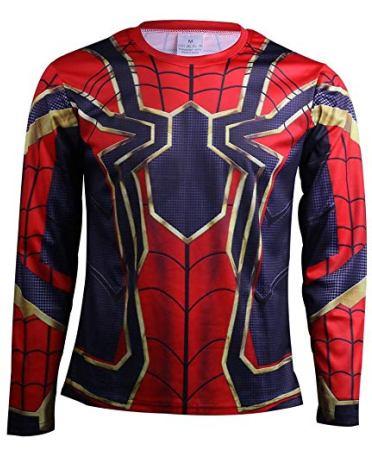 Spiderman Infinity War Shirt