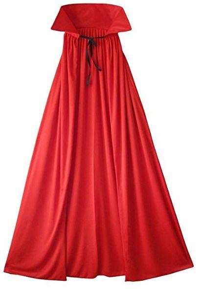 Strange Red Cloak