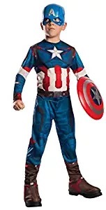 age of ultron costume kid