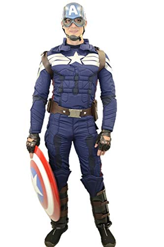 winter soldier adult costume