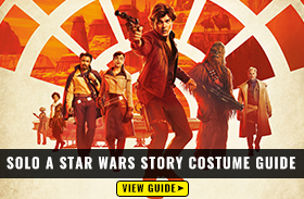Solo a Star Wars Story Costume