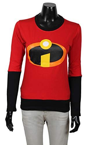 Incredibles Elasticgirl Costume Shirt