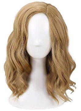 Captain Marvel Wig